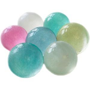 Image of   Glittereffekt vandperler blandede